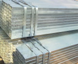亜鉛は熱間圧延の正方形によって溶接された鋼管に塗った