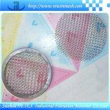 Disco do filtro do aço inoxidável de Weave liso