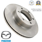 Rotore genuino del freno a disco per Mazda