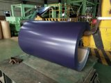 A chapa de aço galvanizada Prepainted/cor revestiu as bobinas de aço PPGI