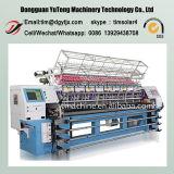 Les meilleurs édredons automatisés industriels piquant le modèle et la machine de broderie
