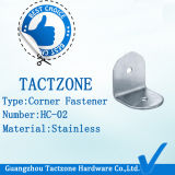 Accessoires de vente chauds d'acier inoxydable de compartiment de partition de toilette