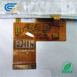 """4.3 """"Angle de vision 12: 00 1X7 LED TFT Type Affichage LCD avec écran tactile résistif"""