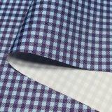 부대를 위한 200d FDY 양이온 격자 무늬 PVC 입히는 옥스포드 직물 또는 가구 또는 수화물
