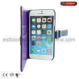 iPhone 6/6plus /7/7plus를 위한 가죽 PC 이동 전화 상자