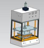 Máquina caliente del derretimiento para ensamblar plástico de la asamblea del teclado