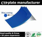 Широкая плита CTP офсетной печати допуска проявителя