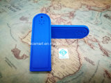 Silikon-Ausländer H3 UHFidentifikation bricht RFID waschbare Wäscherei-Marke/Kennsätze ab