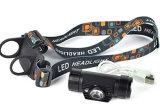Luz de luz de acampamento recarregável USB Light Light com interruptor de sensor