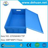 Frutas caja de plástico plegable / plástico Turnover cajas con alta calidad