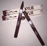 Kylie cosméticos Kylie Jenner Magic impermeable Negro marrón maquillaje Eyeliner lápiz