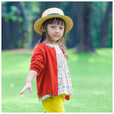 Laines de 100% tricotant/vêtement tricoté pour des vêtements de petites filles de gosses en ligne