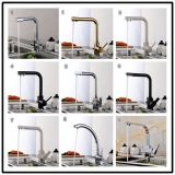 Robinet de cuisine de filtre d'eau de 3 voies