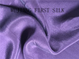 Tela do Crepe da mistura do algodão de seda