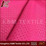 Tissu 100% de maille tricoté par air de polyester de qualité pour le tissu de sport