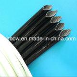 Beständiges Silikon-Hochtemperaturfiberglas, das für elektrische Drähte Sleeving ist