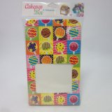 Коробка упаковки коробки подарка шипучки торта бумаги S/2
