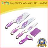 Conjuntos del cuchillo de la alta calidad de los utensilios de la cocina para el producto del hogar/de la cocina
