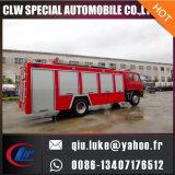 Тележка пожарной машины порошка Dongfeng сухая