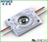 Modulo chiaro impermeabile del PWB SMD 2835 LED dell'iniezione 2LEDs