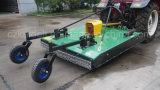 15-50 HP Tractor Pto Drived Grass Slasher com Pneunatic Tire
