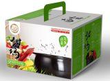 Neues Produkt-gewölbter Karton-Kasten mit der besten Qualität
