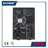 UPS em linha do computador da onda de seno 1kVA, 2kVA, 3kVA com confiabilidade elevada e desempenho