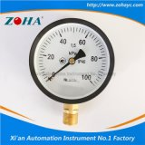 Manómetro comercial de baja presión del uso con modificado para requisitos particulares