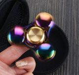 핑거 방적공의 HS331 무지개 색깔 싱숭생숭함 방적공 새로운 디자인