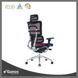 高品質のアルミ合金の背部サポートオフィスの椅子(Jns-802)