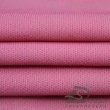 agua de 30d 310t y de la ropa de deportes tela rayada tejida chaqueta al aire libre Viento-Resistente 100% de la pongis del poliester del telar jacquar de la tela escocesa abajo (J061K)