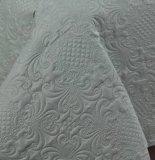 100%Polyester trapunta ultrasonica (ASSESTAMENTO IMPOSTATO)