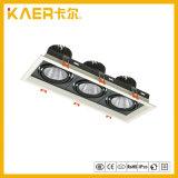 12wx3 projecteurs de gril de l'ÉPI DEL pour l'éclairage de dessin-modèle