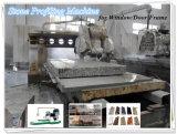 Автоматический каменный автомат для резки профиля для рамки двери/окна (FX1200)