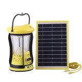 Nuovo campeggio solare portatile di Degin/lanterna Emergency per la casa, all'aperto