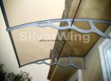 Het grote Openlucht Plastic Afbaarden van het Balkon van het Polycarbonaat DIY (yy1500-h)