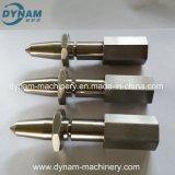 Подвергать механической обработке CNC нержавеющей стали квадратной штанги точности компонентный материальный