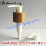 Populäre Lotion pumpt Sprüher-Plastik mit Bambus
