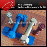 Edelstahl 316 SUS A4 Stift-Schraube mit Muttern