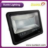 플러드 빛 (SLFA SMD 200W) 이상으로 옥외 산업 LED가 안전에 의하여 점화한다