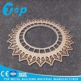 高品質の波の功妙なデザインのための穴があいた金属の天井
