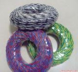 Fil isolé par PVC Twisted jumeau flexible de faisceau de Cu de Rvs