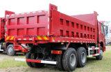 4X2 10車輪Sinotruk頑丈なダンプトラック22トンの