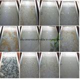 Jingang застеклило конструкцию мраморный каменного пола Плитк-Новую