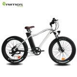 26 de '' bici de montaña eléctrica del neumático 4.0 grasas con la fork llena de la suspensión