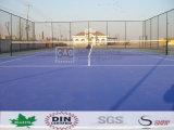 Instalación fácil y campo de tenis inferior del mantenimiento