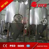 Fabriqué en Chine 1000L en acier inoxydable bière de bière Fermenter conique