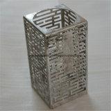 Desenho profundo frio personalizado de metal de folha da peça do forjamento da extrusão do metal