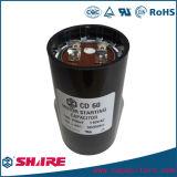 Componente electrónico del comienzo del motor de CA del condensador CD60