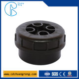 Acessórios de tubos de drenagem e drenagem de HDPE com alta qualidade